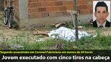 FILHO DE CHAVANTENSE É ASSASSINADO COM 5 TIROS NA CABEÇA EM CORONEL FABRICIANO/MG