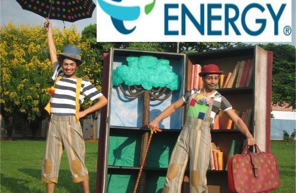 (1º) A DUKE ENERGY PROSSEGUE COM AS ATIVIDADES DO CIRCUITO CULTURAL EM DIVERSAS CIDADES DA REGIÃO