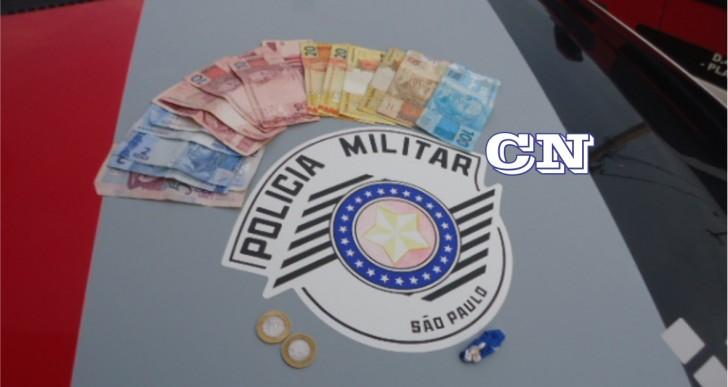 POLICIA MILITAR DE OURINHOS RETIRA DAS RUAS MAIS DOIS TRAFICANTES