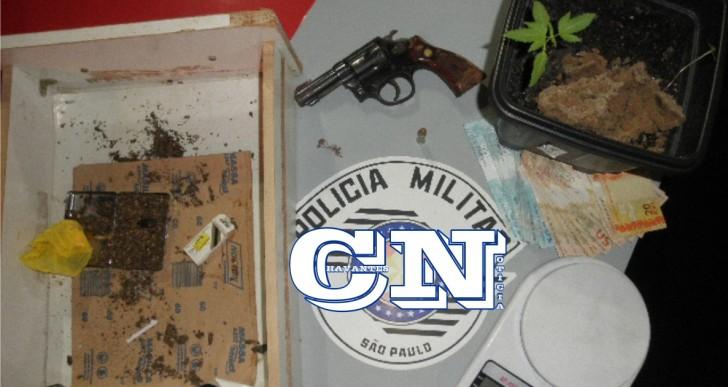 MENOR É APREENDIDO PELA POLICIA MILITAR DE OURINHOS APÓS ROUBAR UMA MOTOCICLETA EM SALTO GRANDE