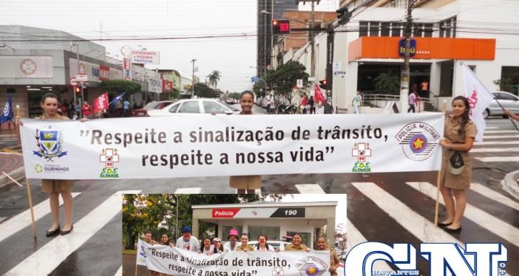 SEMANA NACIONAL DO TRÂNSITO 2014