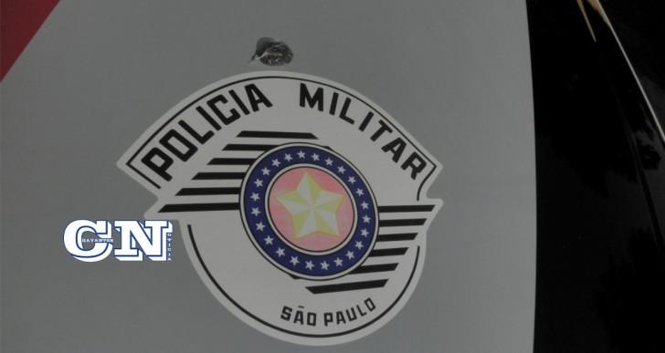 MENOR É APREENDIDO PELA POLICIA MILITAR POR PORTE DE ENTORPECENTE EM SALTO GRANDE