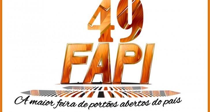 ACOMPANHE A DIVULGAÇÃO DE TODAS AS NOVIDADES DA 49º FAPI  TAMBÉM PELO FACEBOOK.