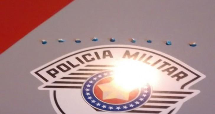 POLICIA MILITAR E FORÇA TÁTICA RETIRA MAIS UM TRAFICANTE DAS RUAS DO DISTRITO DE IRAPÉ