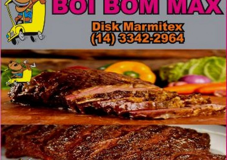 RESTAURANTE BOI BOM MAX – CHAVANTES