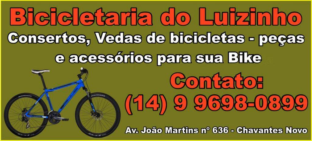Bicicletaria do Luizinho
