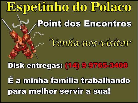 DISK ESPETINHO DO POLACO