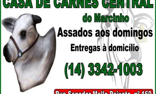 CASA DE CARNES CENTRAL DO MARCINHO – CHAVANTES