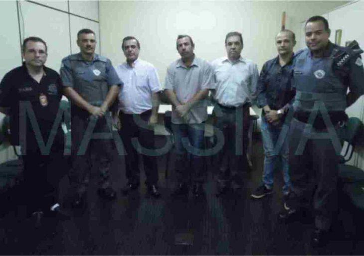 POLICIA MILITAR E CIVIL EXPÕE ATUAL SITUAÇÃO DA SEGURANÇA NO MUNICÍPIO DE CHAVANTES