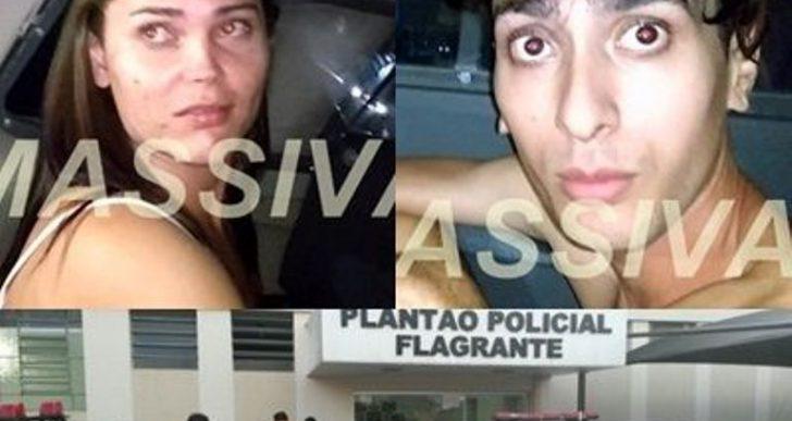 POLÍCIA CIVIL PRENDE TRÊS ACUSADOS DA MORTE DA TRAVESTI BRUNINHA