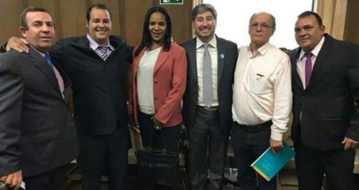 APAE DE CHAVANTES CONSEGUE MAIS DE R$ 94.000,00 ATRAVÉS DO VICE-PREFEITO DOUGLAS GÁS JUNTO AO DECIO DO FORUM