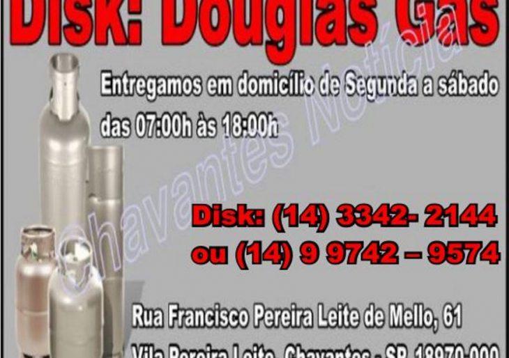 DISK: DOUGLAS GÁS
