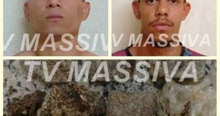 POLÍCIA MILITAR PRENDE QUATRO DE RIBEIRÃO DO SUL NO TRÁFICO DE DROGAS EM SALTO GRANDE