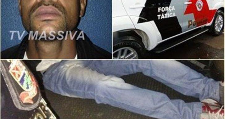 AUTOR DE ROUBO EM CASA LOTÉRICA É CAPTURADO POR FORÇA TÁTICA NO DISTRITO DE IRAPÉ