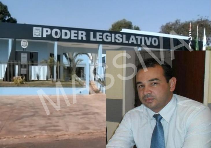 """PREFEITO """"BURGUINHA"""" TEM PROJETO REJEITADO PELOS VEREADORES DE CHAVANTES"""