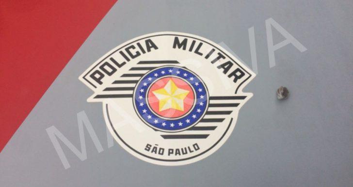 POLÍCIA MILITAR DE CHAVANTES APREENDE INDIVÍDUO COM MACONHA NO DISTRITO DE IRAPÉ