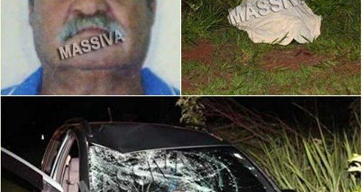 SARGENTO DA POLÍCIA MILITAR MORRE ATROPELADO EM SALTO GRANDE/SP.
