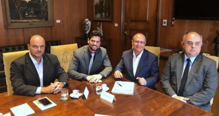 GOVERNO CONVOCA EMPRESAS PARA ASSINAR CONTRATOS DA PRIMEIRA FASE DA RAPOSO TAVARES