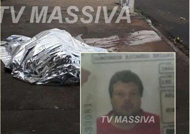 INDIVÍDUO É MORTO A TIROS NO JARDIM ITAMARATY