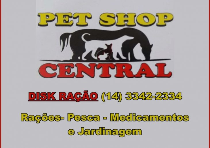 PET SHOP CENTRAL – CHAVANTES