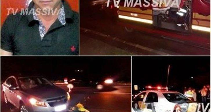 FUNCIONARIO DE DESTRIBUIDORA DE BEBIDAS DE OURINHOS MORRE EM ACIDENTE NA RODOVIA MELLO PEIXOTO