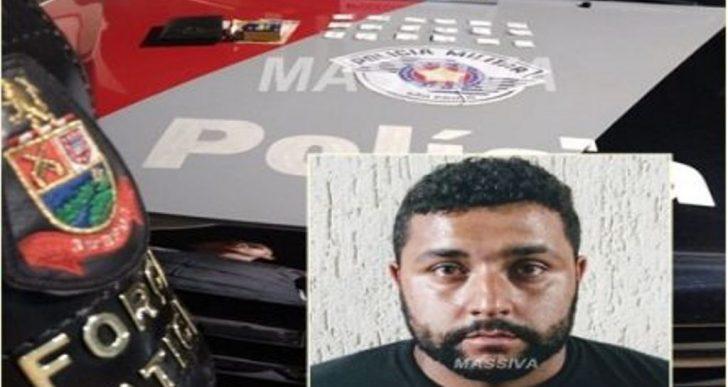 FORÇA TÁTICA PRENDE INDIVÍDUO COM PORÇÕES DE COCAÍNA EMBALADAS A VÁCUO NO JD ITAMARATY.