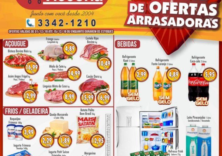 O MERCADO VICTÓRIA PREPAROU 15 DIAS DE OFERTAS ARRASADORAS PARA VOCÊ!!!