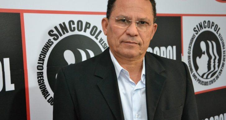 SINCOPOL CONTA COM APOIO DE DAMASCENO PARA LEVAR PROPOSTAS AO GOVERNO DÓRIA