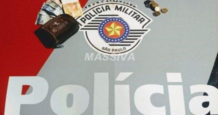 POLÍCIA MILITAR APREENDE MENOR QUE TRAFICAVA UTILIZANDO BICICLETA MOTORIZADA.