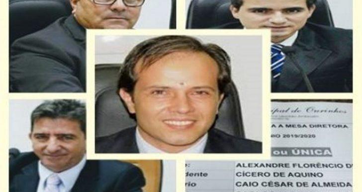 ALEXANDRE ENFERMEIRO É ELEITO PRESIDENTE DA CÂMARA DE OURINHOS PARA O BIÊNIO 2019/2020