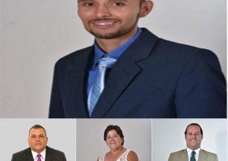 RAFINHA ASSUME A PRESIDÊNCIA DA CÂMARA MUNICIPAL DE CHAVANTES PELA SEGUNDA VEZ