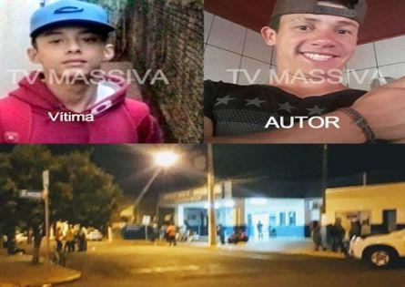 JOVEM DE 16 ANOS MORRE ESFAQUEADO EM RIBEIRÃO DO SUL