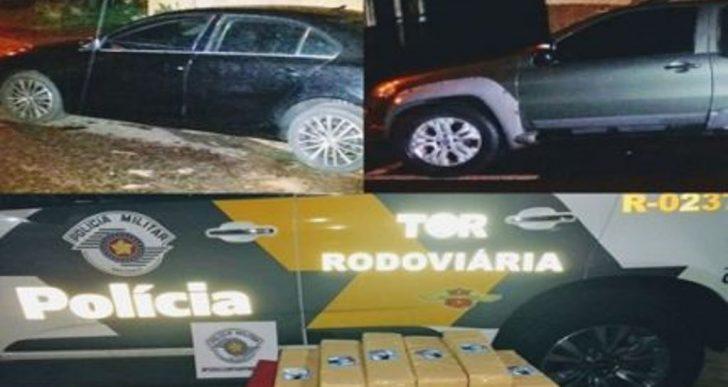 EQUIPE TOR PRENDE CASAL NO TRÁFICO DROGAS E APREENDE 28 TIJOOS DE MACONHA EM FLORÍNEA.