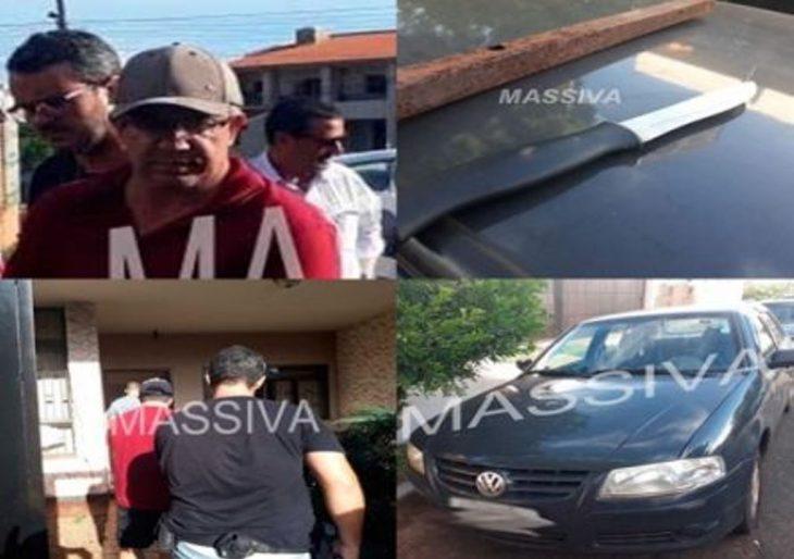 POLÍCIA CIVIL PRENDE SUPOSTO AUTOR DE HOMICÍDIO OCORRIDO EM OURINHOS.