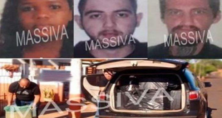 MULHER QUE LIDERAVA FACÇÃO CRIMINOSA EM IPAUSSU/SP É PRESA POR POLICIAS DA DISE DE OURINHOS