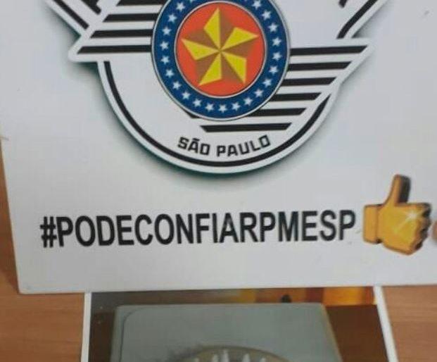 POLÍCIA MILITAR PRENDE DOIS NO TRÁFICO DE DROGAS NO JD ORIENTAL, EM OURINHOS.