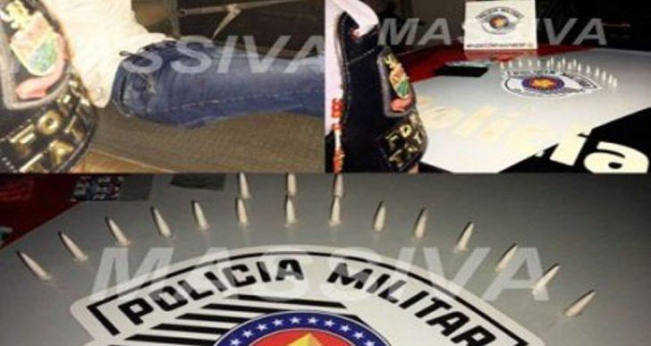 FORÇA TÁTICA APREENDE ADOLESCENTE COM COCAÍNA E DROGAS SINTÉTICAS NO CENTRO DE OURINHOS.