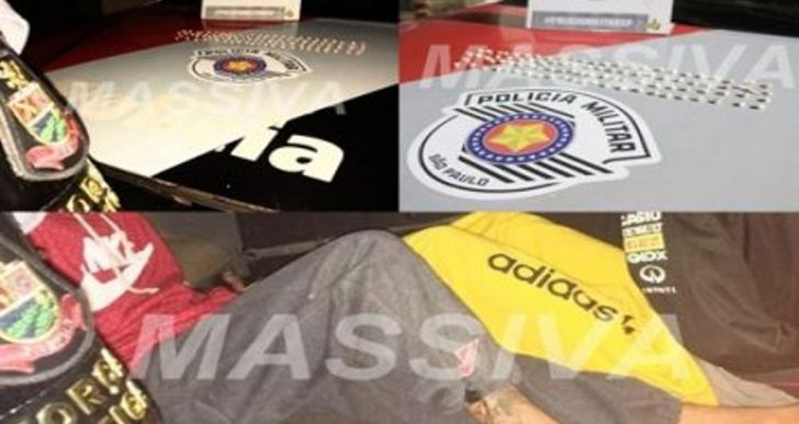 FORÇA TÁTICA APREENDE DOIS ADOLESCENTES NO TRÁFICO DE DROGAS NO JARDIM ITAMARATY