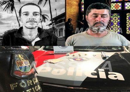 FORÇA TÁTICA PRENDE DOIS NO TRÁFICO DE DROGAS NO DISTRITO DE IRAPÉ EM CHAVANTES.