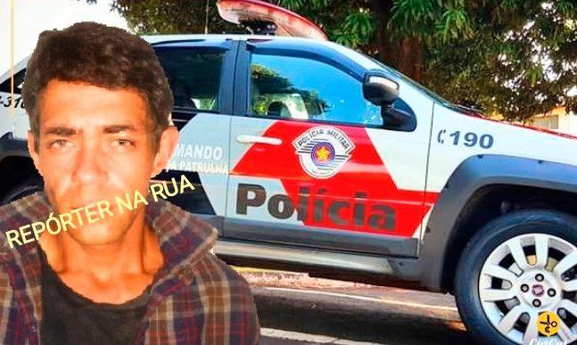 POLÍCIA MILITAR PRENDE INDIVÍDUO APÓS FURTAR OFICINA NO JD FURLAN.