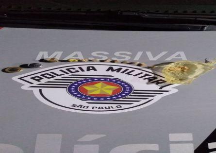 POLÍCIA MILITAR APREENDE ADOLESCENTE NO TRÁFICO DE DROGAS NA VILA BOA ESPERANÇA.