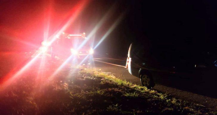 ANDARILHO MORRE ATROPELADO NA BR 153 EM RIBEIRÃO DO SUL.