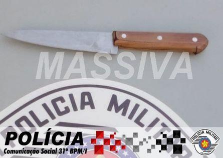 POLÍCIA MILITAR APREENDE ADOLESCENTE APÓS TENTAR ROUBAR PADARIA NO JARDIM ANCHIETA.