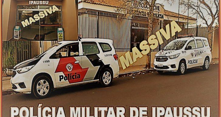 """POLÍCIA MILITAR DE IPAUSSU """"DESBANCA"""" QUADRILHA ESPECIALIZADA EM FURTO A COMÉRCIO"""