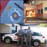 POLICIAIS MILITARES EVITAM TENTATIVA DE SUICÍDIO NO DISTRITO DE IRAPÉ EM CHAVANTES