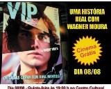 QUINTA AO CINEMA EM CHAVANTES (UMA HISTÓRIA REAL COM WAGNER MOURA)