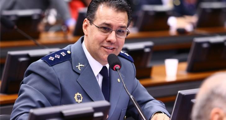 DEPUTADO CAPITÃO AUGUSTO CONSEGUE GRANDE VITÓRIA  PARA OS ÁGUIAS DA POLICIA MILITAR