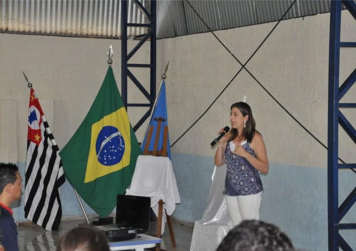 PALESTRAS CONCLUEM O PLANEJAMENTO ESCOLAR DO 1º SEMESTRE 2016 EM IPAUSSU