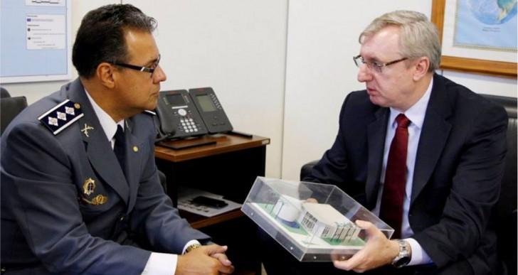 DEP. CAPITÃO AUGUSTO (PR-SP) BUSCA INVESTIMENTO PARA A CIÊNCIA DE OURINHOS EM AUDIÊNCIA COM MINISTRO