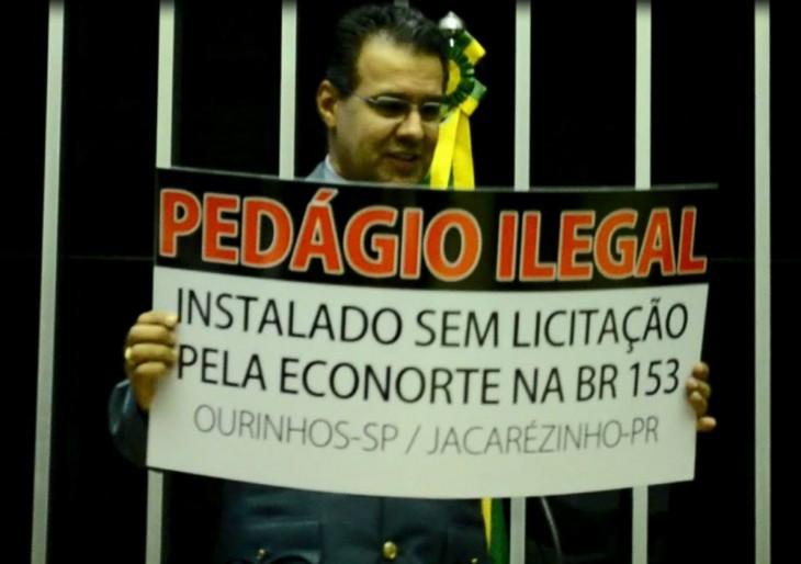 DE JACAREZINHO PARA CIDADÃO QUE ENTROU COM A AÇÃO NA JUSTIÇA FEDERAL EM OURINHOS MAIS UMA VITÓRIA PARA OURINHOS: DECISÃO EM PRIMEIRA INSTÂNCIA DÁ ISENÇÃO DO PEDÁGIO